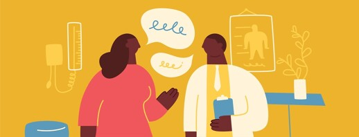 Best Practices for Talking To Your Doctor About HS Symptoms image