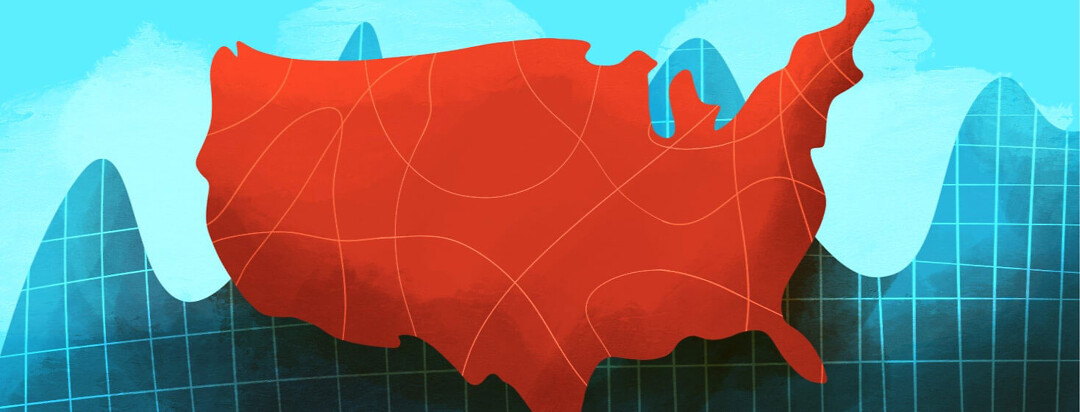 In America, What's That?, America, Graphics, Chart, Graph, Data, United States, Map