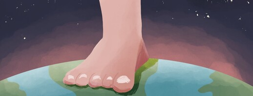 How Earthing Can Help Ease Chronic Pain image