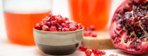 Pomegranate Spritzer image